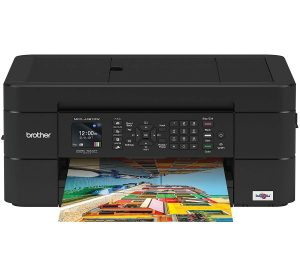 brother printer with cheap ink refill